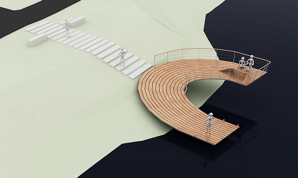 Zicht op Hasselt - Sjouke Westhoff Architect