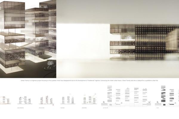 Evolo Skyscraper - Sjouke Westhoff Architect