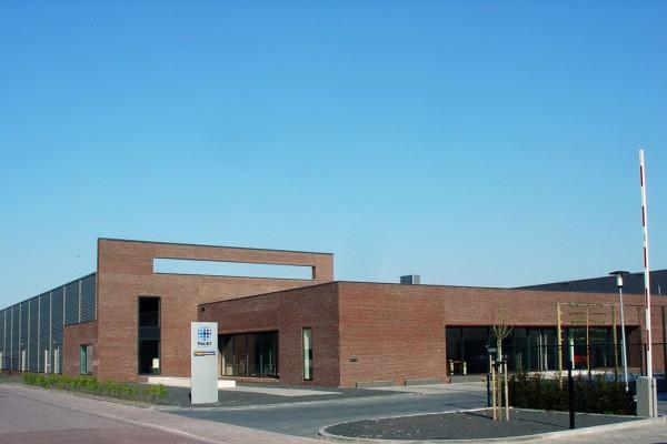 Palet Schilderwerken - Sjouke Westhoff Architect