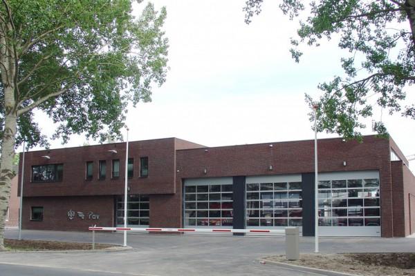 Veiligheidshuis Zwartsluis - Sjouke Westhoff Architect