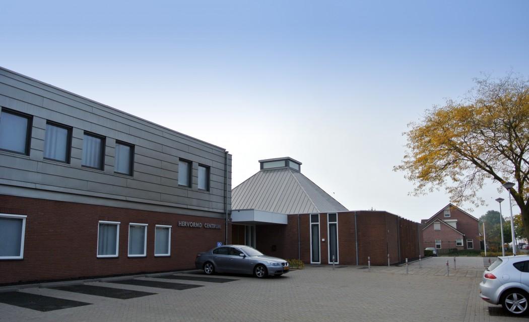 Hervormd Centrum - Sjouke Westhoff Architect