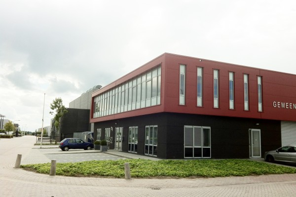 Gemeentewerf - Sjouke Westhoff Architect