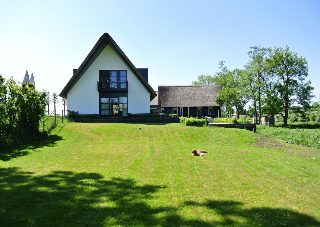 Dijkwoning Zwolle - Sjouke Westhoff Architect