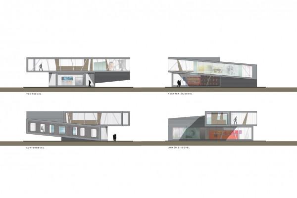 Paviljoen - Sjouke Westhoff Architect