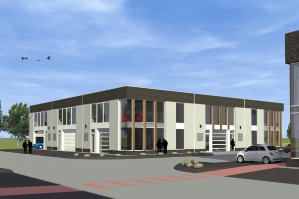 Capelle XS Karolina - Sjouke Westhoff Architect