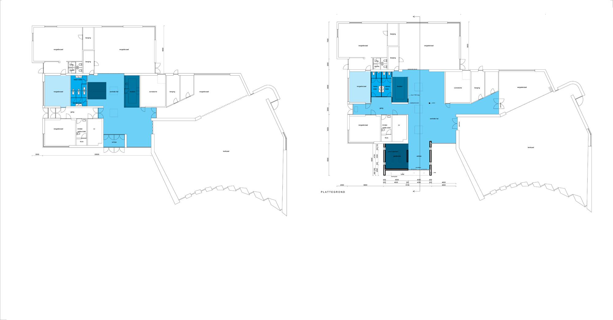 De Hoofdhof - Sjouke Westhoff Architect