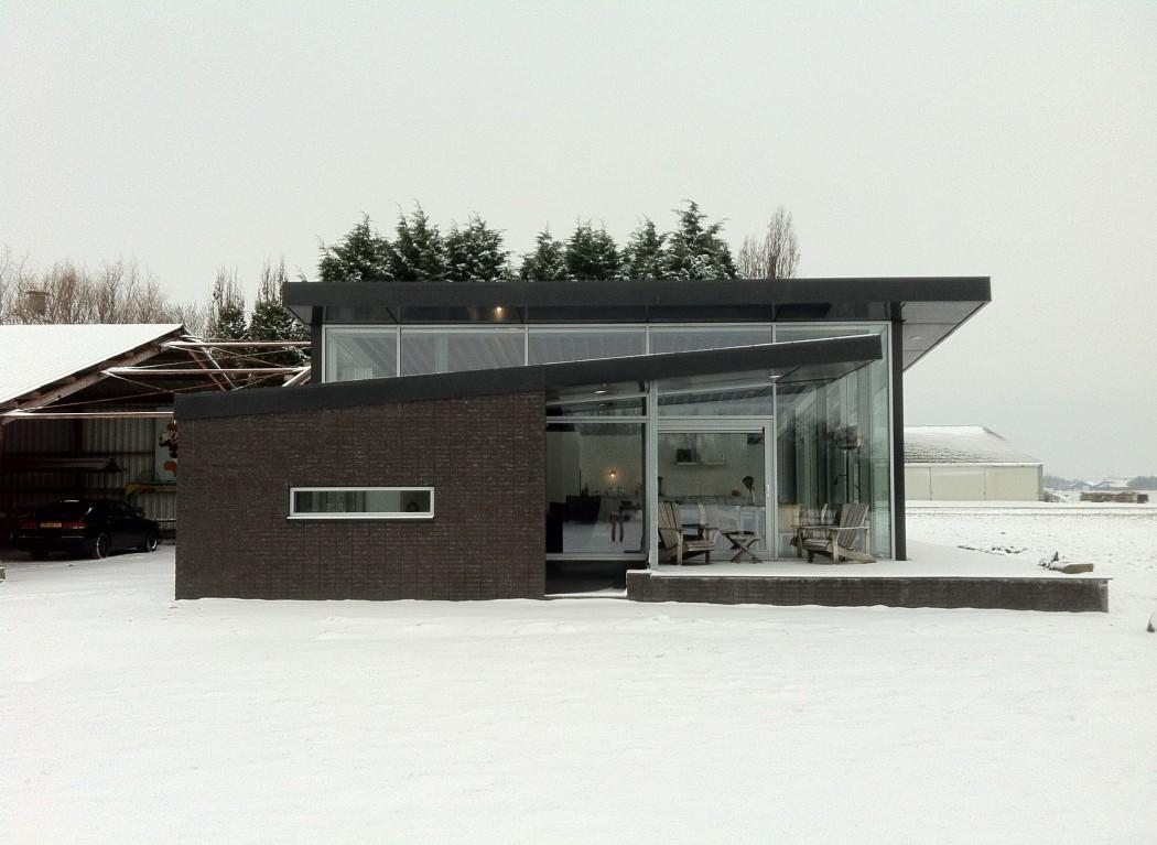 Living Geluk Nagele - Sjouke Westhoff Architect