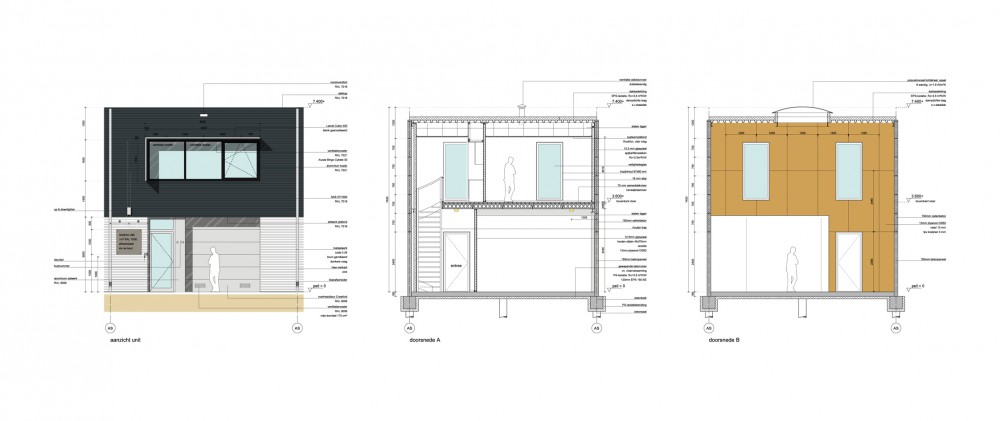 Capelle XS - Sjouke Westhoff Architect