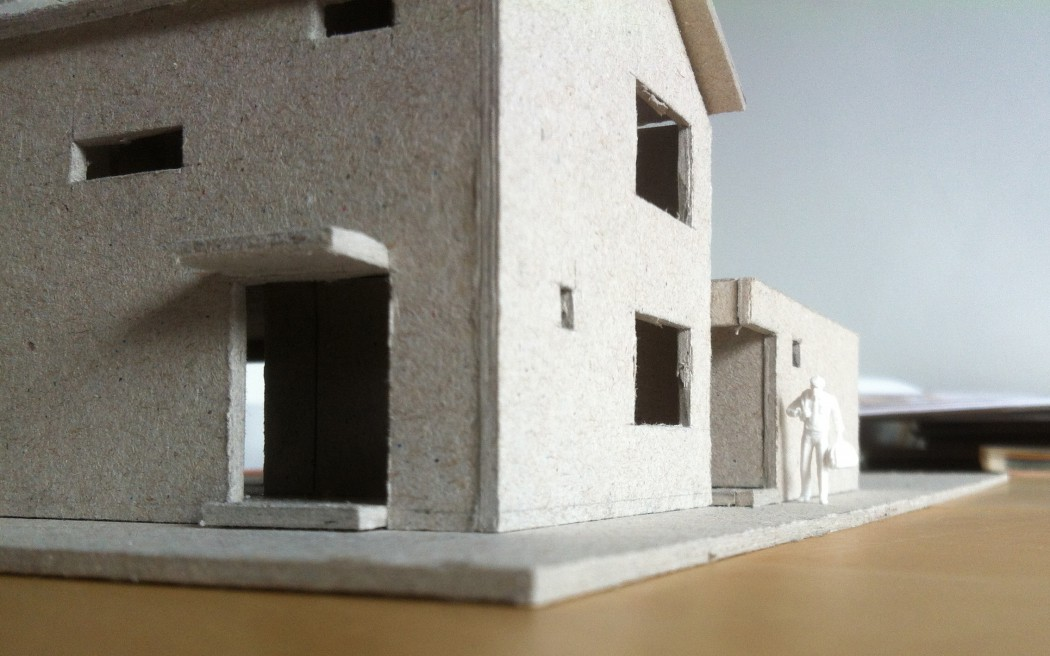 Revitalisering Woning Emmeloord - Sjouke Westhoff Architect