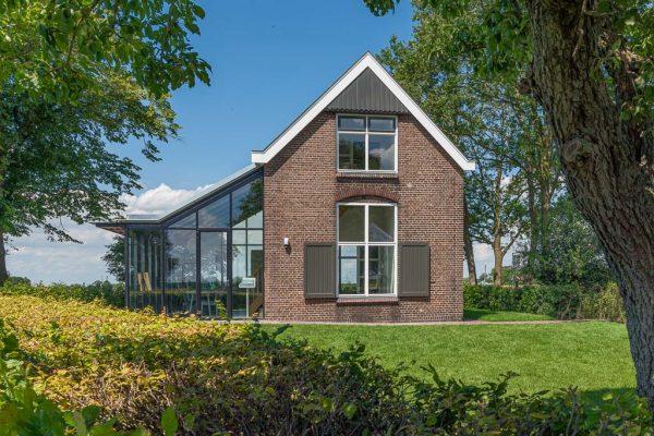 Dienstwoning - Sjouke Westhoff Architect