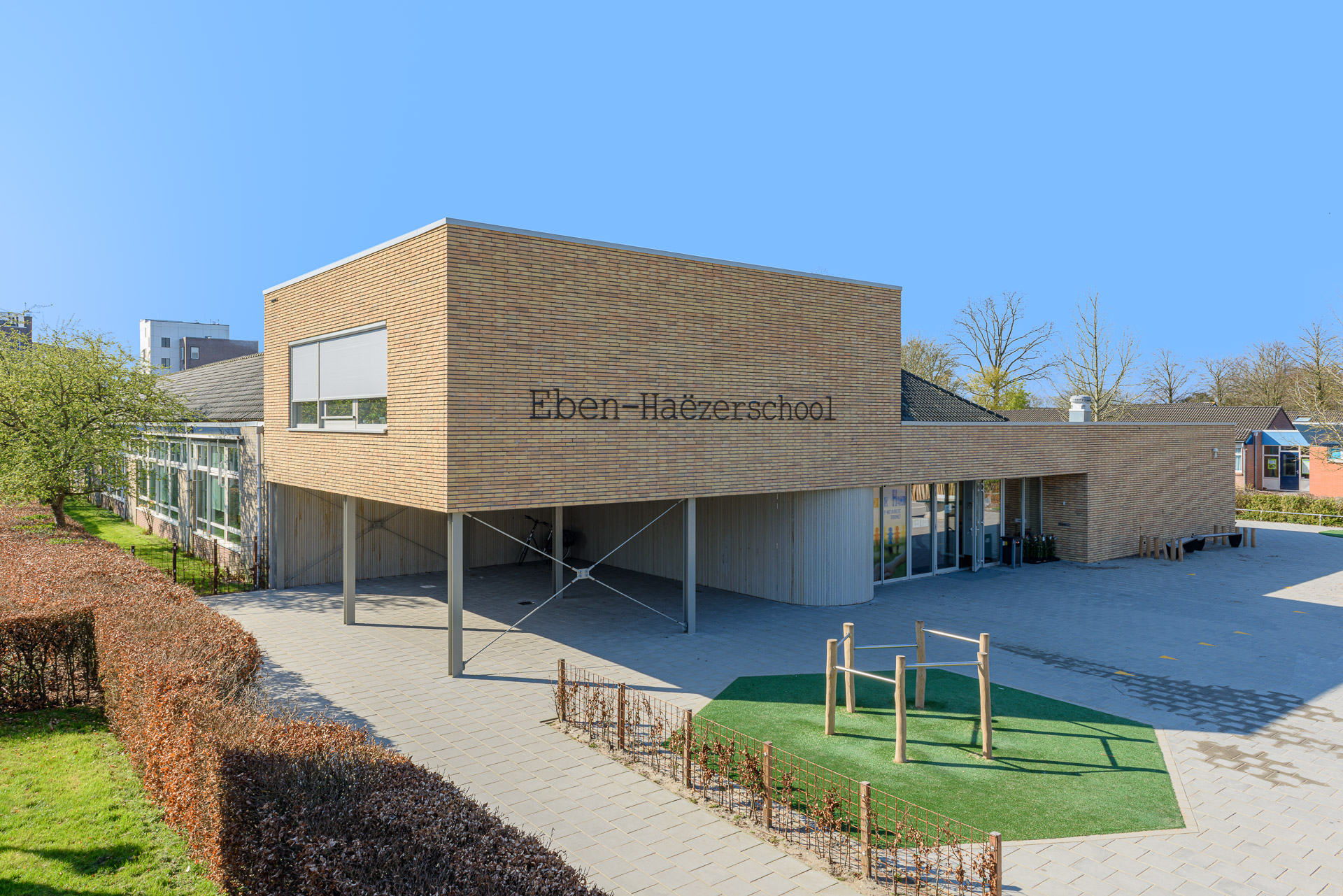 School Sjouke Westhoff Architect